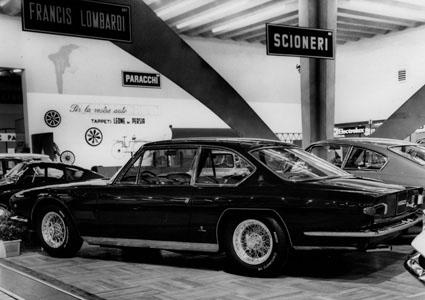 Maserati Mexico Registry - Histoire